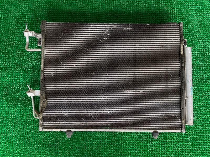 Радиатор кондиционера Mitsubishi Pajero V83W 4M41 2007 (б/у)