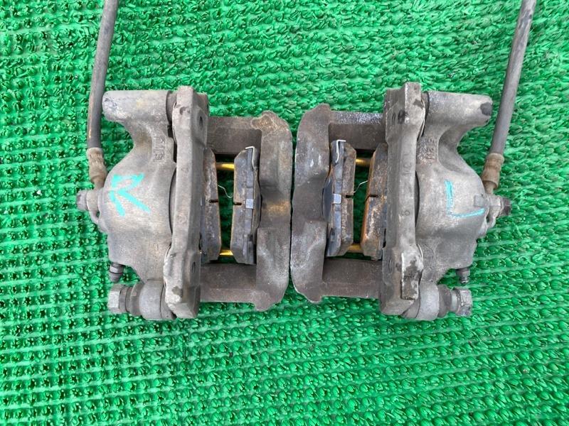 Колодки тормозные Lexus Gs GRS196 2GRFE 2006 задние (б/у)