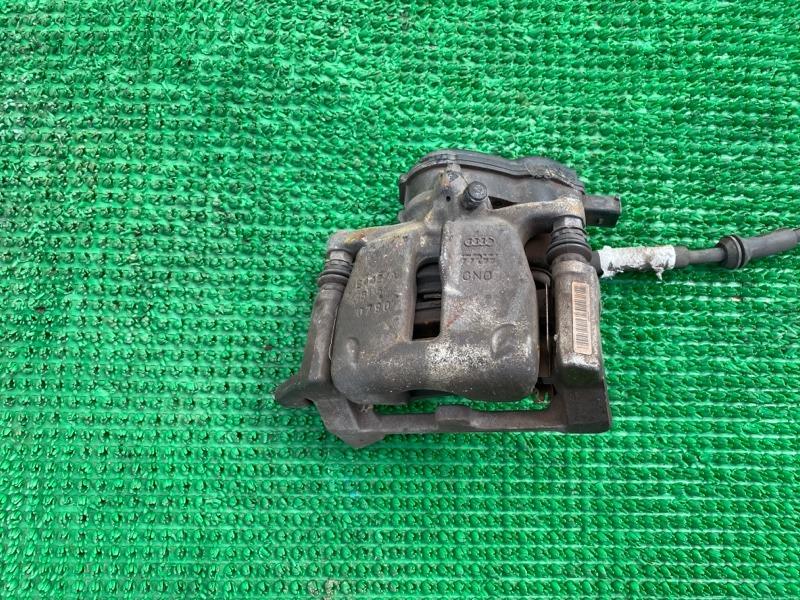 Суппорт тормозной Audi Q5 8RB CAGA 2009 задний левый (б/у)