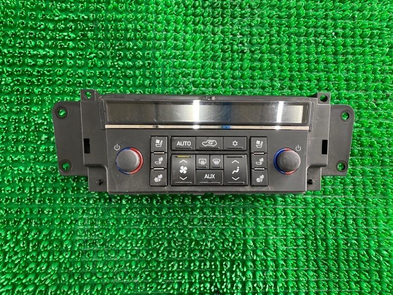 Блок управления климат контролем Cadillac Escalade GMT900 L94 2007 (б/у)
