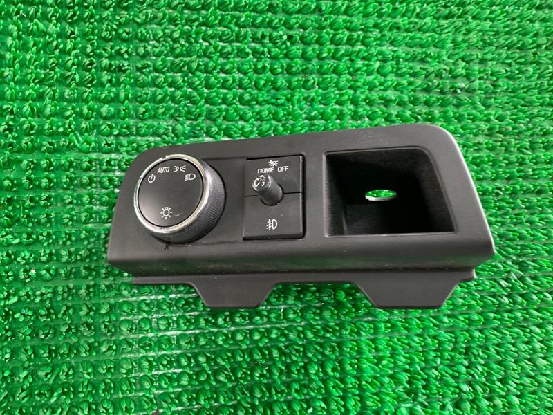 Переключатель света фар Cadillac Escalade GMT900 L94 2007 (б/у)