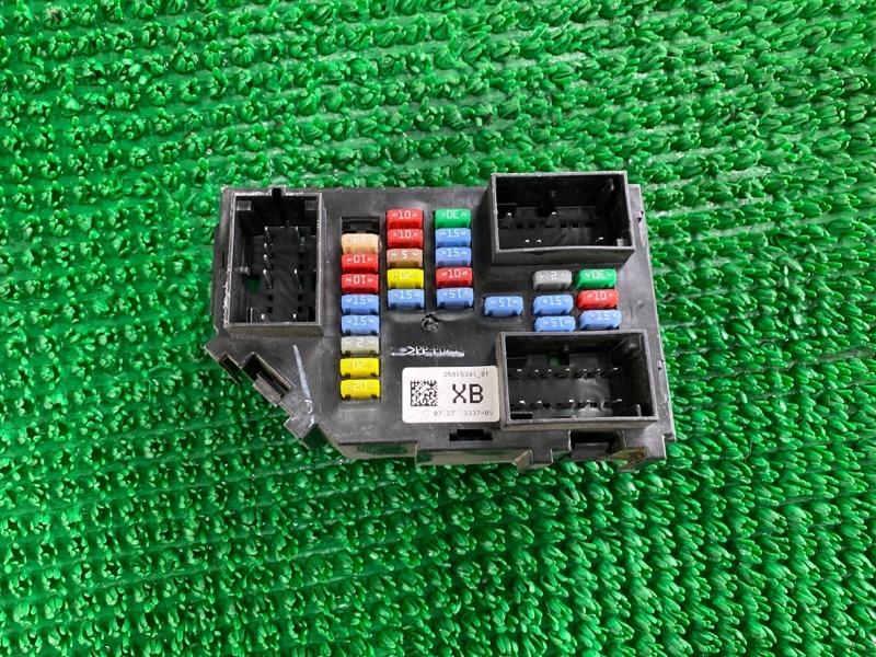 Блок предохранителей Cadillac Escalade GMT900 L94 2007 (б/у)