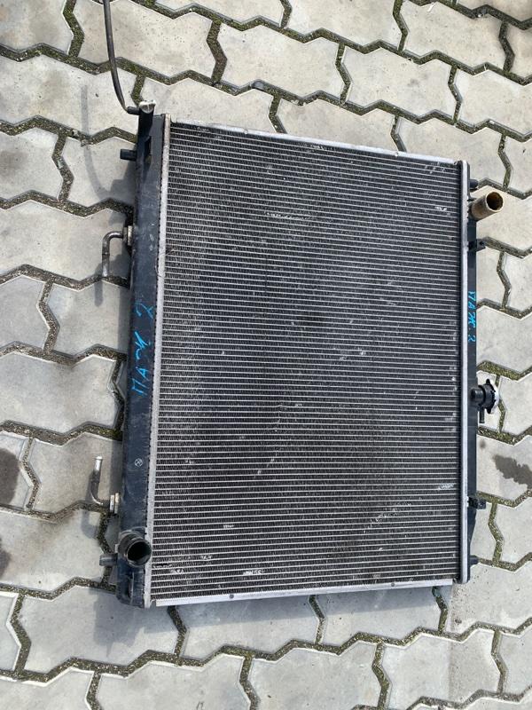 Радиатор двигателя Mitsubishi Pajero V83W 4M41 2006 (б/у)