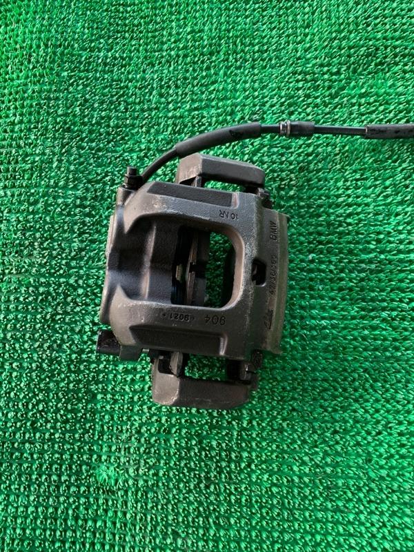 Суппорт тормозной Bmw X6 E71 N63B44 2008 передний правый (б/у)