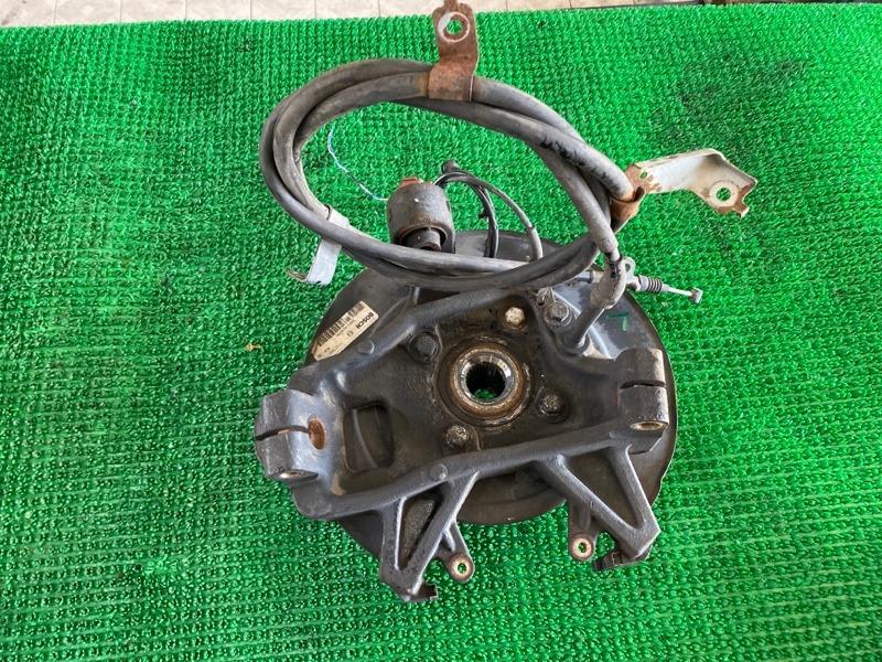 Трос ручника Infiniti Qx56 JA60 VK56DE 2003 задний левый (б/у)