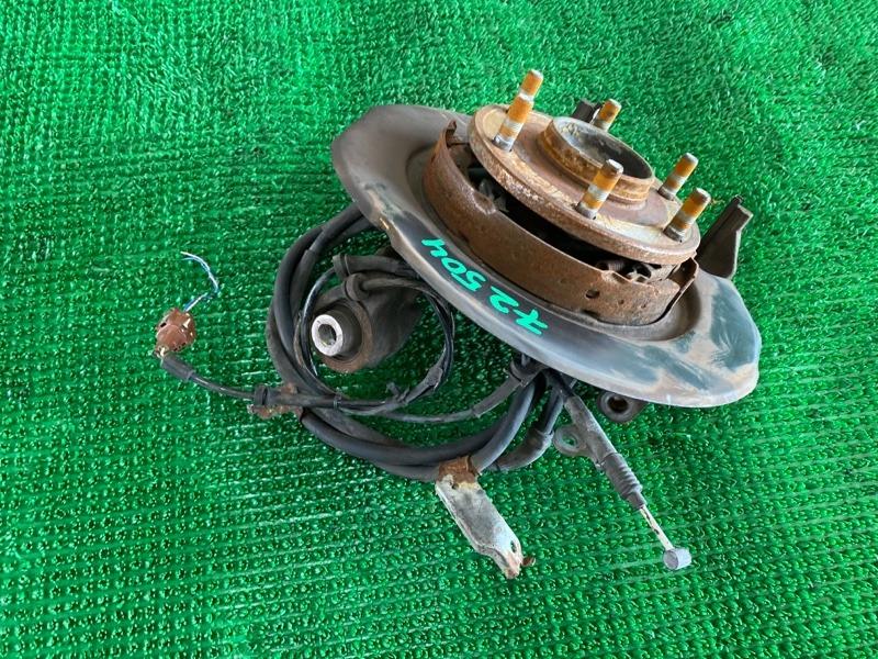 Датчик abs Infiniti Qx56 JA60 VK56DE 2003 задний левый (б/у)
