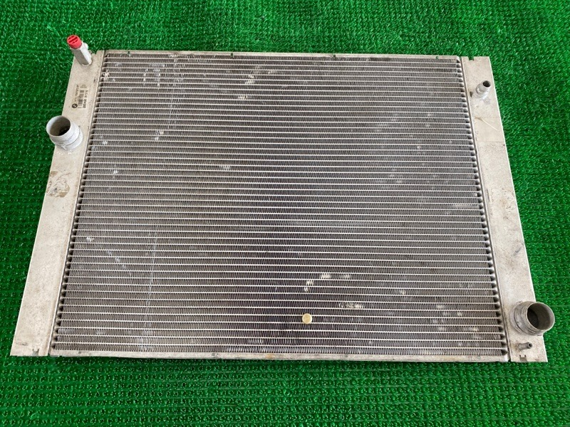 Радиатор двигателя Bmw 7-Series E65 N62B48 2006 (б/у)