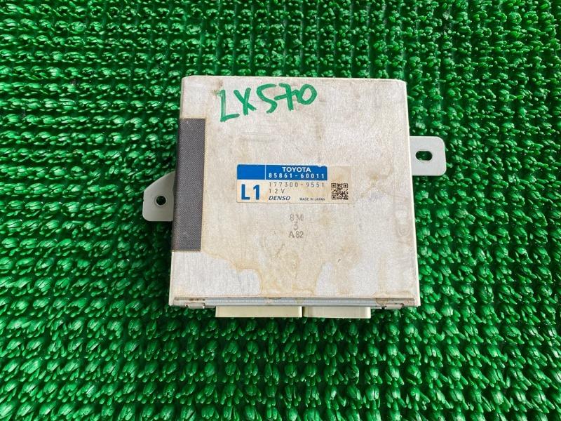 Блок Lexus Lx570 URJ202 3URFE 2008 (б/у)