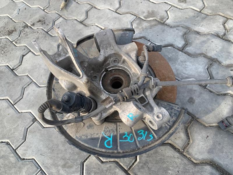 Моторчик стояночного тормоза Porsche Cayenne 958 M48.02 2010 правый (б/у)