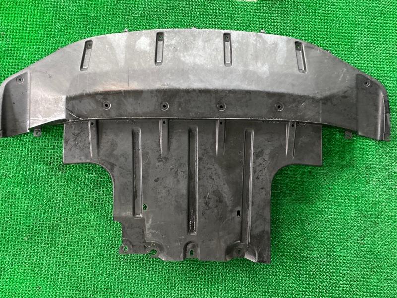 Защита двигателя Audi Q7 4LB BHK 2007 (б/у)