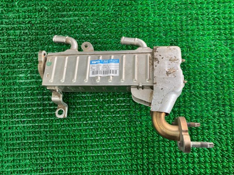Радиатор egr Lexus Gx460 URJ150 1URFE 2008 (б/у)