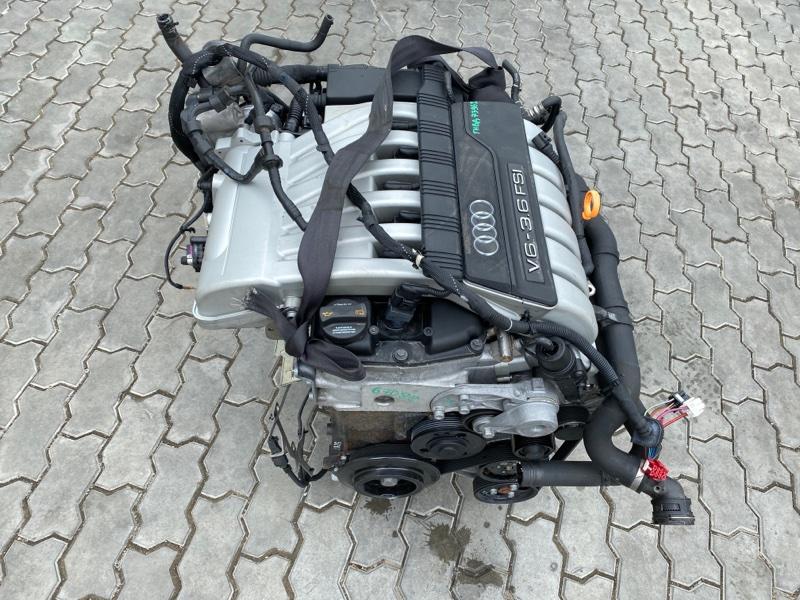Форсунки топливные Audi Q7 4LB BHK 2007 (б/у)
