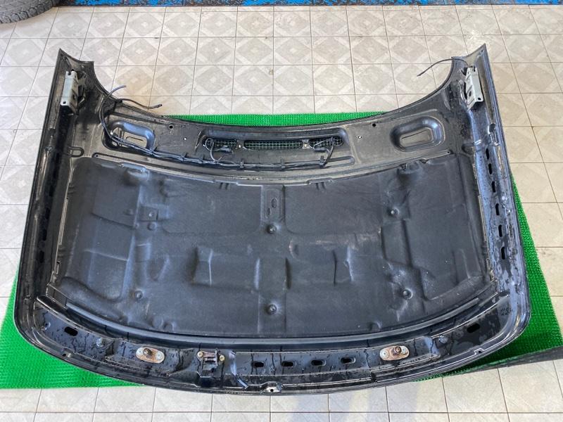 Обшивка капота Land Rover Range Rover L322 448PN 2005 (б/у)