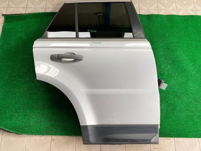 Молдинг двери Land Rover Range Rover Sport L320 448PN 2005 задний правый (б/у)