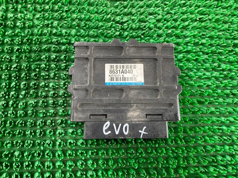 Блок управления Mitsubishi Lancer CZ4A 4B11T 2008 (б/у)