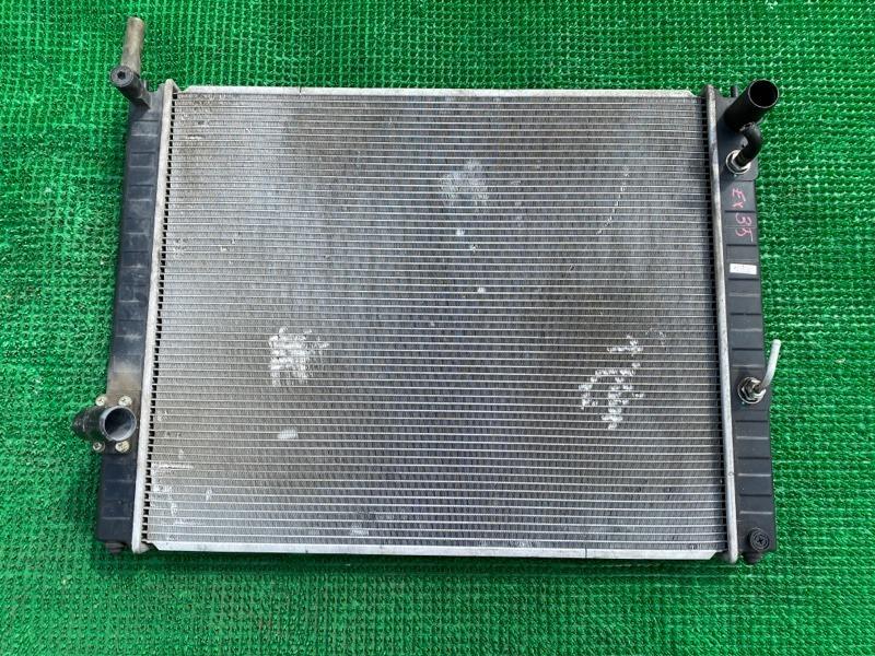 Радиатор двигателя Infiniti Ex25 J50 VQ25DE 2008 (б/у)