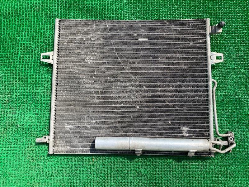Радиатор кондиционера Mercedes-Benz Gl-Class X164 M273E46 2006 (б/у)