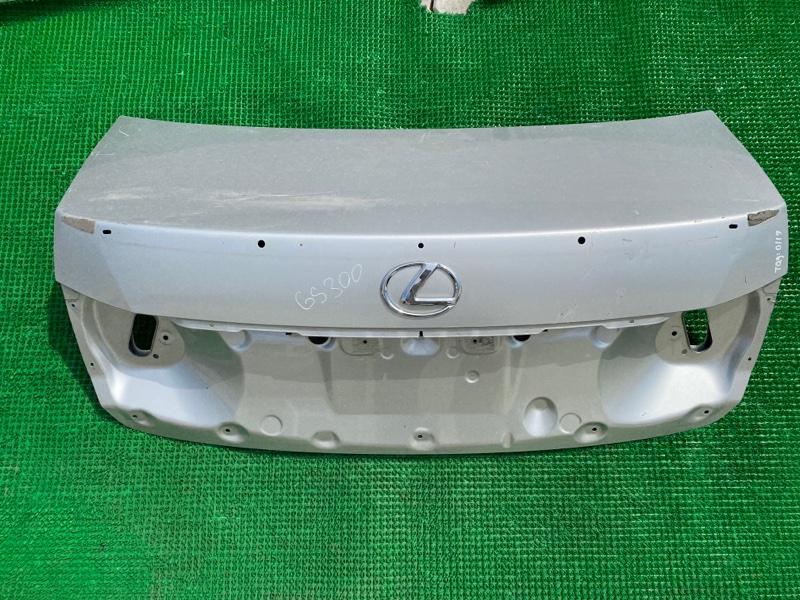 Крышка багажника Lexus Gs300 GRS196 3GRFSE 2006 (б/у)