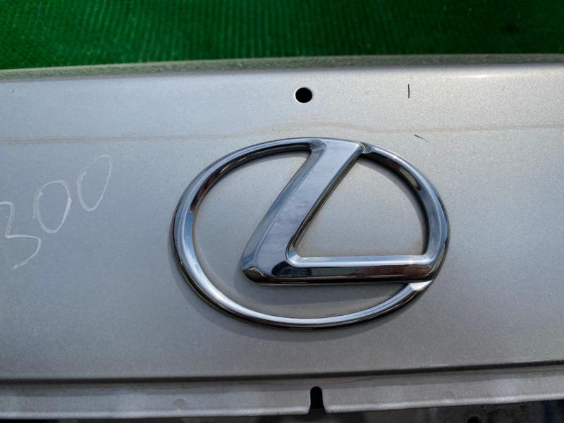 Эмблема багажника Lexus Gs300 GRS196 3GRFSE 2006 (б/у)