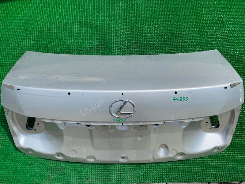 Подсветка номера Lexus Gs300 GRS196 3GRFSE 2006 (б/у)