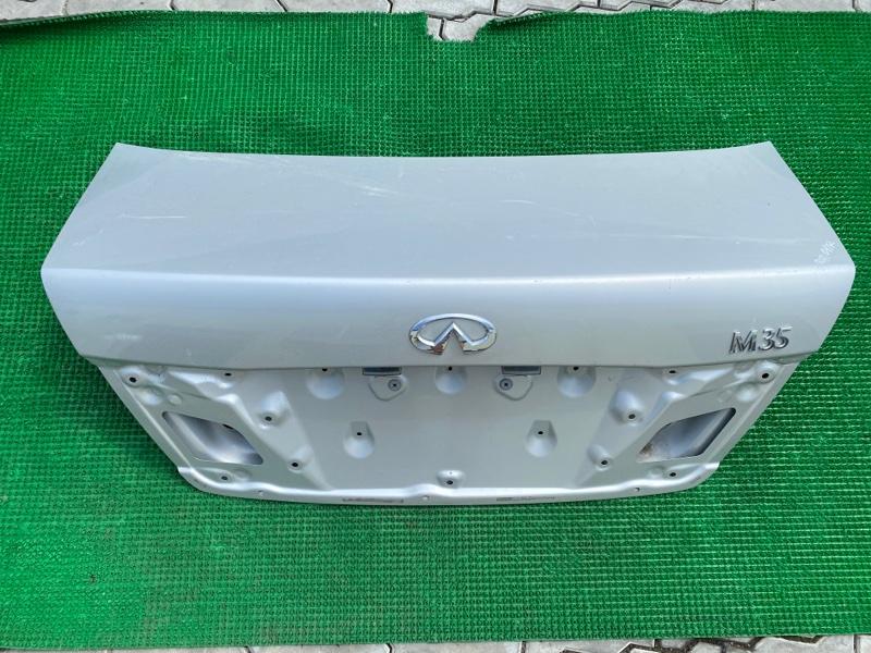 Крышка багажника Infiniti M35 Y50 VQ35DE 2005 (б/у)