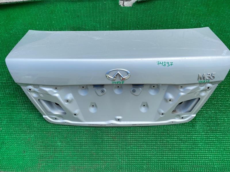 Подсветка номера Infiniti M35 Y50 VQ35DE 2005 (б/у)