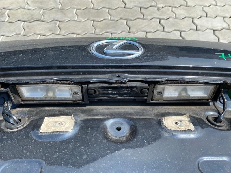 Подсветка номера Lexus Ls460 USF40 1URFSE 2006 (б/у)