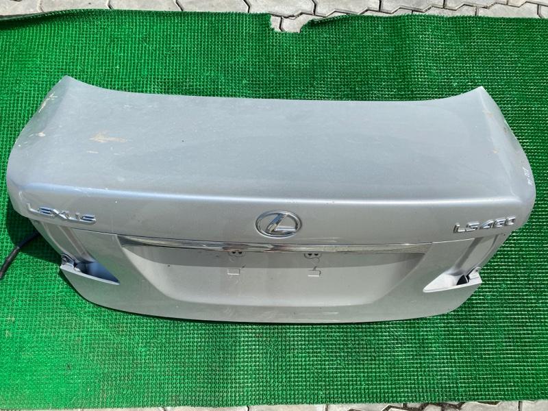 Крышка багажника Lexus Ls460 USF40 1URFSE 2006 (б/у)