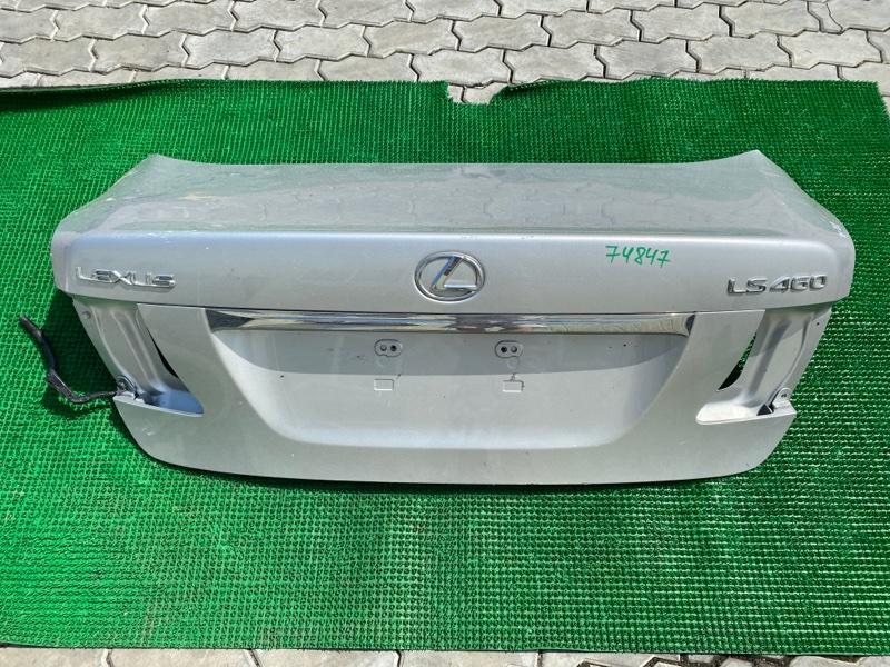 Накладка крышки багажника Lexus Ls460 USF40 1URFSE 2006 (б/у)
