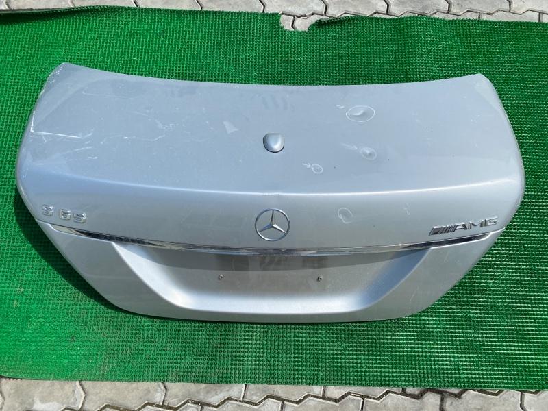 Крышка багажника Mercedes-Benz S-Class W221 M273E46 2006 (б/у)