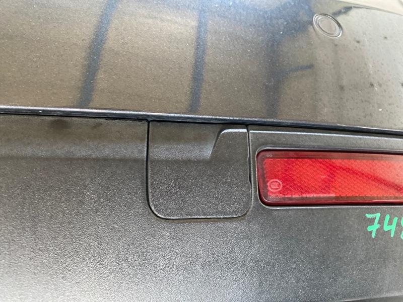 Заглушка бампера Cadillac Srx 3GYFNEEY1BS579707 LF1 2009 задняя (б/у)