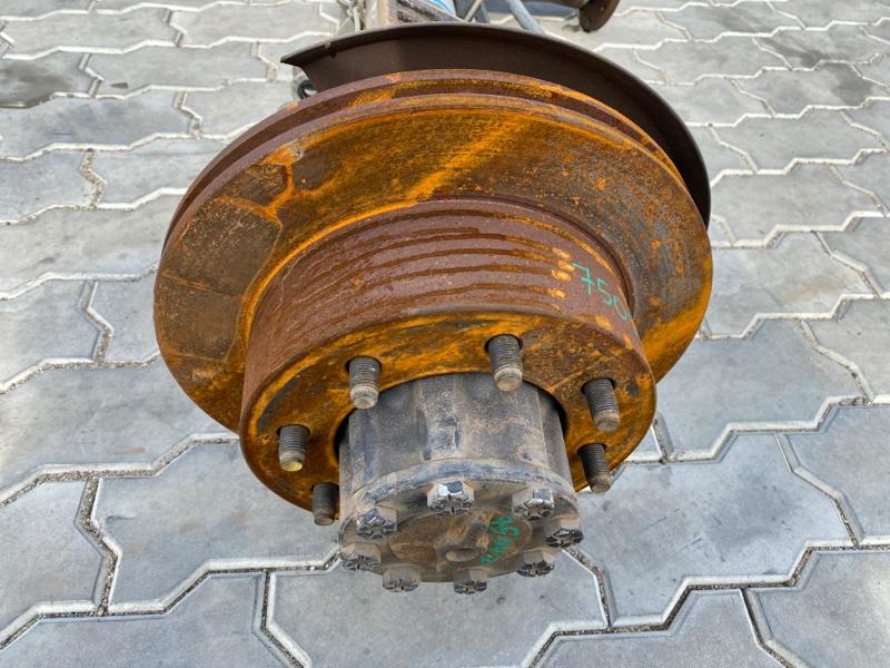 Ступица Ford F250 1FTNX21P53ED86740 6.0 2003 задняя правая (б/у)