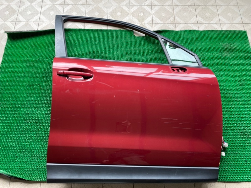 Ограничитель двери Subaru Forester SJ5 FB25 2013 передний правый (б/у)