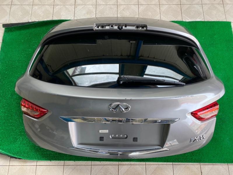 Замок двери багажника Infiniti Fx35 S51 VQ35HR 2008 (б/у)