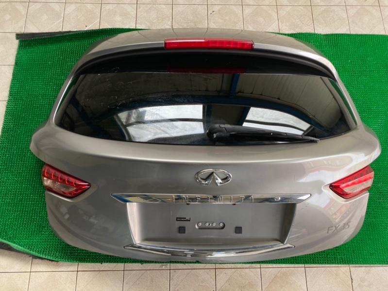 Дворник двери багажника Infiniti Fx35 S51 VQ35HR 2008 (б/у)