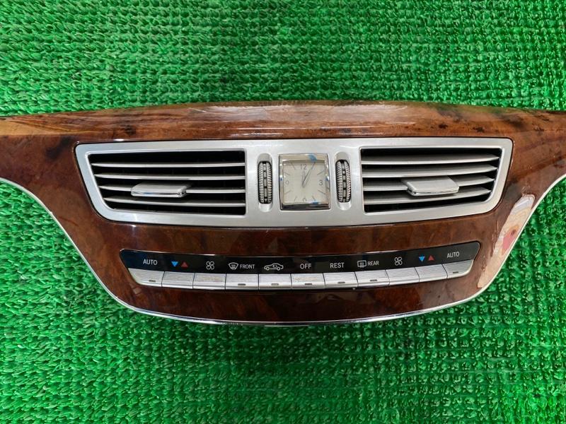 Дефлектор воздушный Mercedes-Benz S-Class W221 M273E46 2006 (б/у)