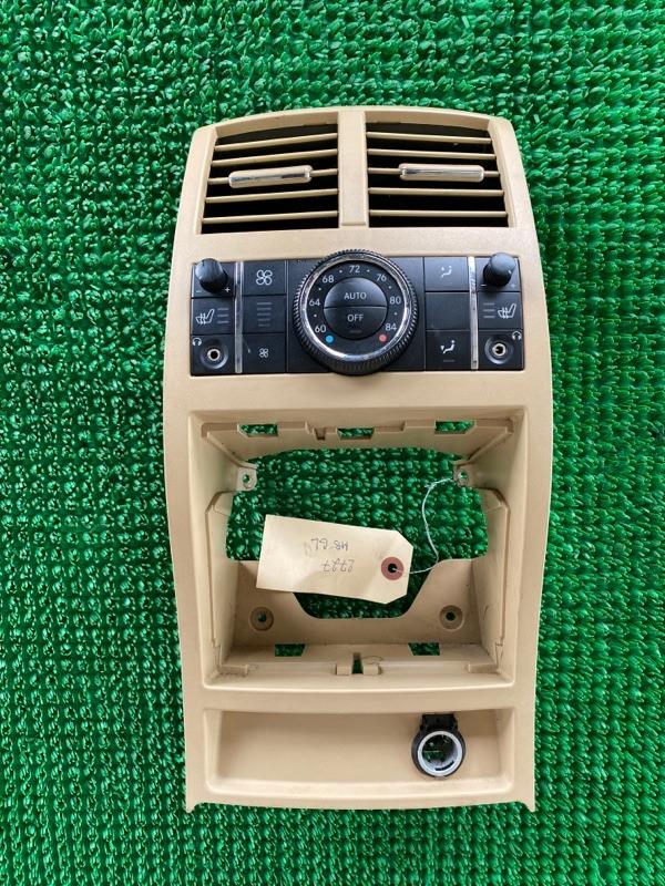 Накладка центральной консоли Mercedes-Benz Gl-Class X164 M273E46 2006 (б/у)