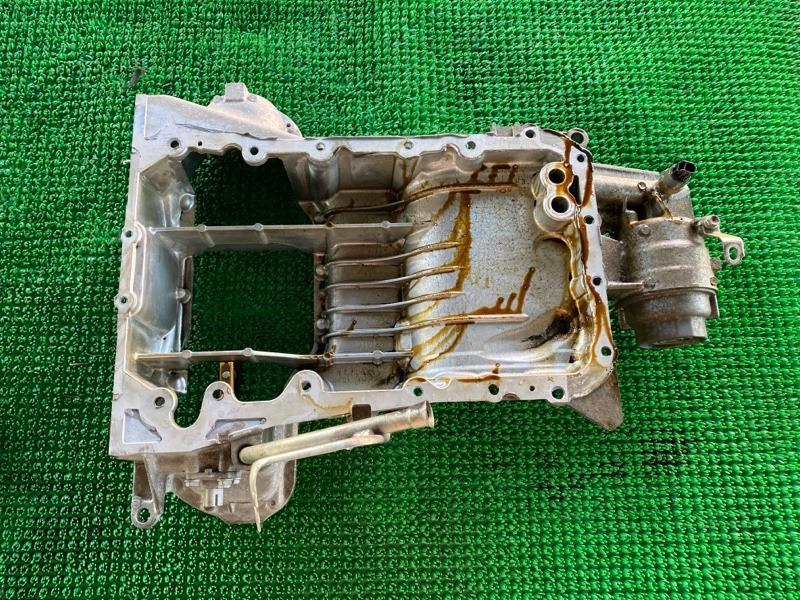 Поддон двигателя Lexus Gs GWL10 2GRFXE 2014 (б/у)