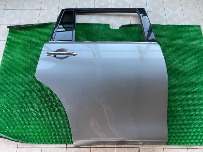 Дверь Infiniti Qx56 Z62 VK56VD 2011 задняя правая (б/у)