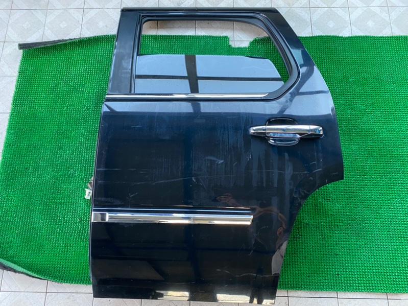 Дверь Cadillac Escalade GMT900 L92 2008 задняя левая (б/у)
