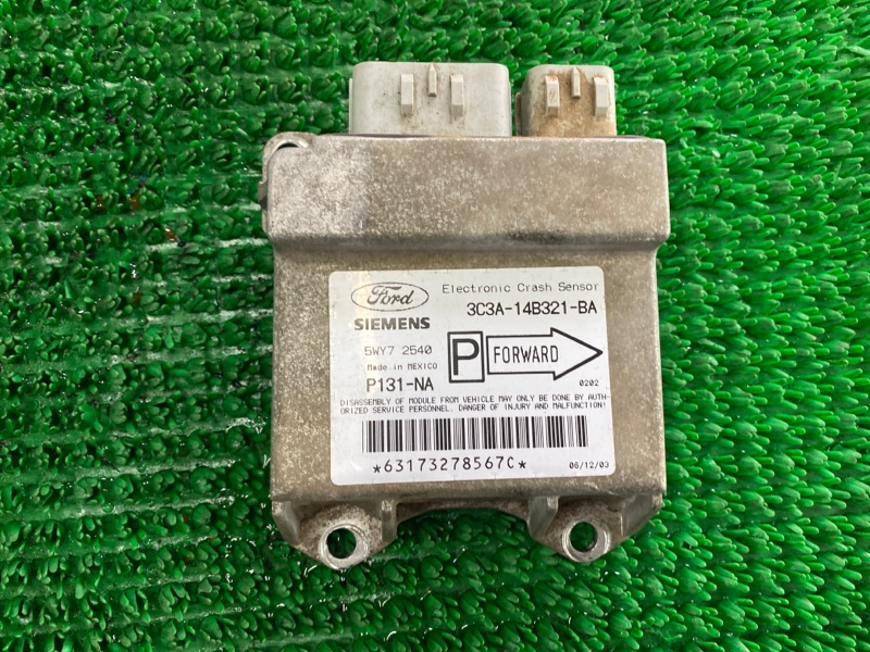 Блок Ford F250 1FTNX21P53ED86740 6.0 2003 (б/у)