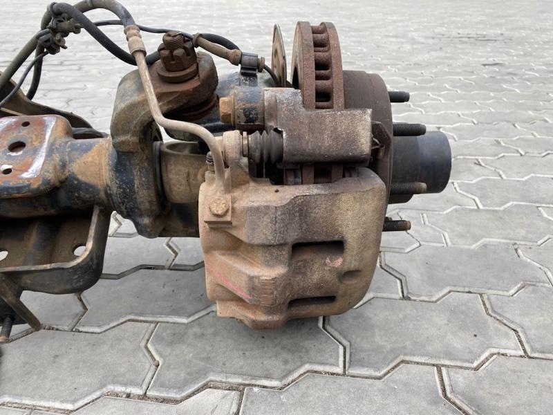 Суппорт тормозной Ford F250 1FTNX21P53ED86740 6.0 2003 передний правый (б/у)