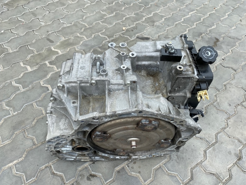 Акпп Cadillac Srx 3GYFNEEY1BS579707 LF1 2009 (б/у)