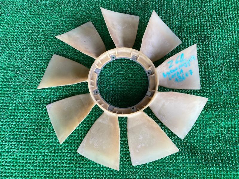 Крыльчатка вискомуфты Infiniti Qx56 Z62 VK56VD 2011 (б/у)