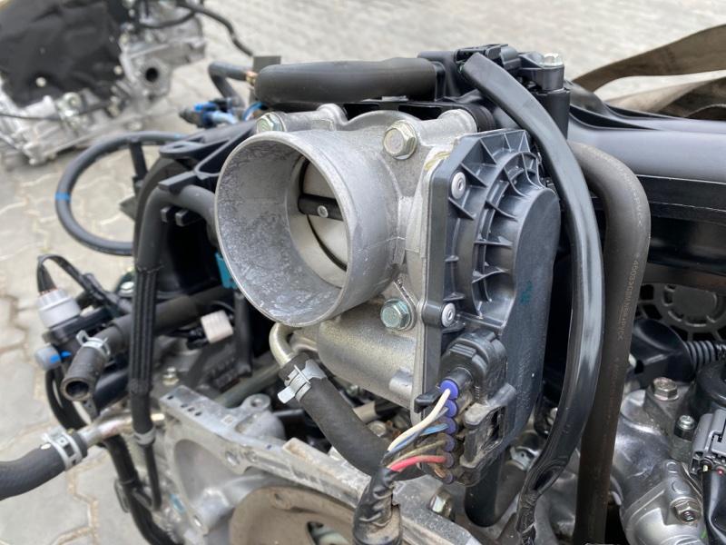 Заслонка дроссельная Subaru Forester SJ5 FB25 2013 (б/у)