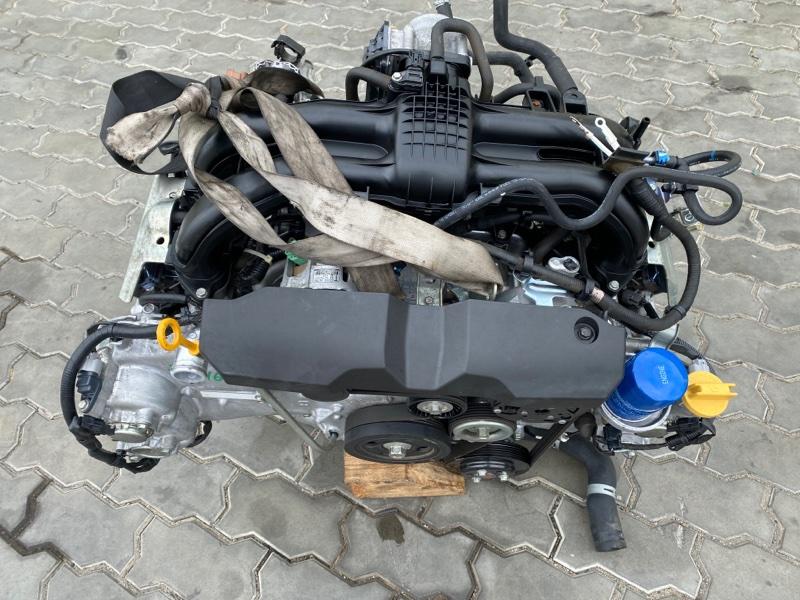 Форсунки топливные Subaru Forester SJ5 FB25 2013 (б/у)