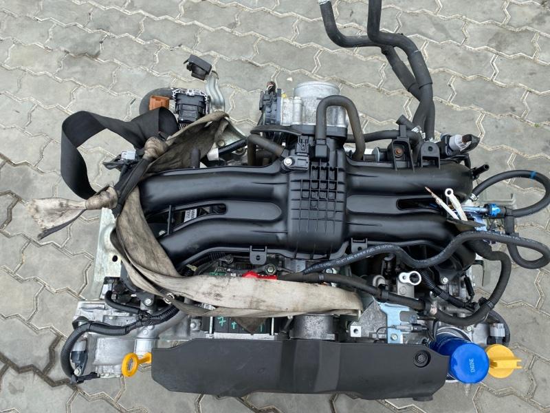 Коллектор впускной Subaru Forester SJ5 FB25 2013 (б/у)