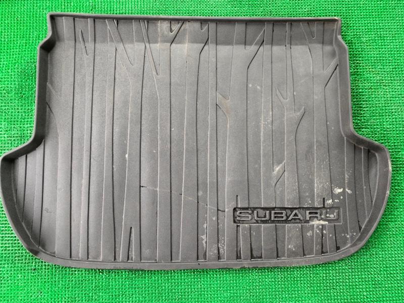 Коврик в багажник Subaru Forester SJ5 FB25 2013 (б/у)