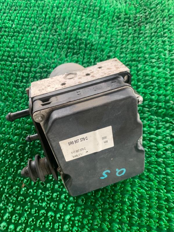 Блок abs Audi Q5 8RB CAGA 2009 (б/у)