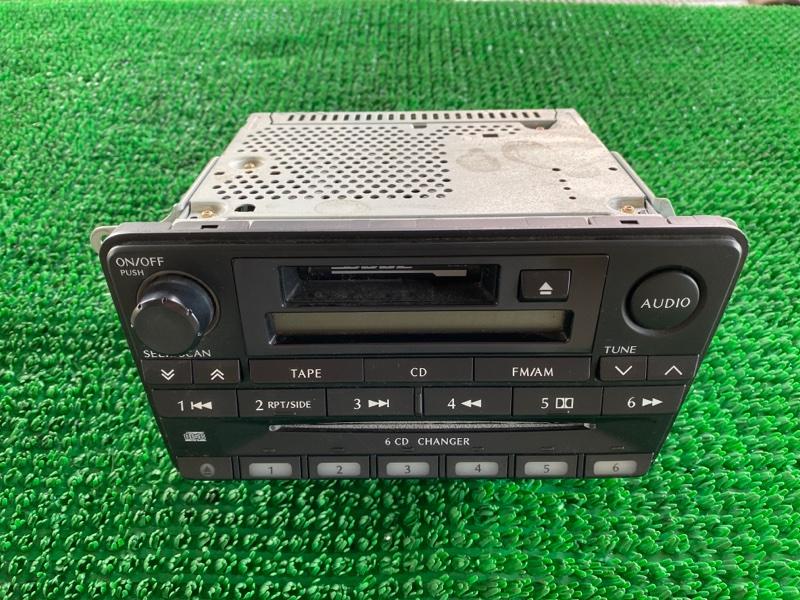 Магнитола Infiniti Qx4 JR50 VQ35DE 1998 (б/у)